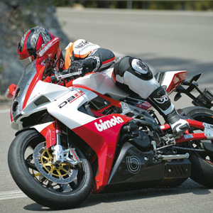 Bimota DB8 SP - Road Rider Magazine