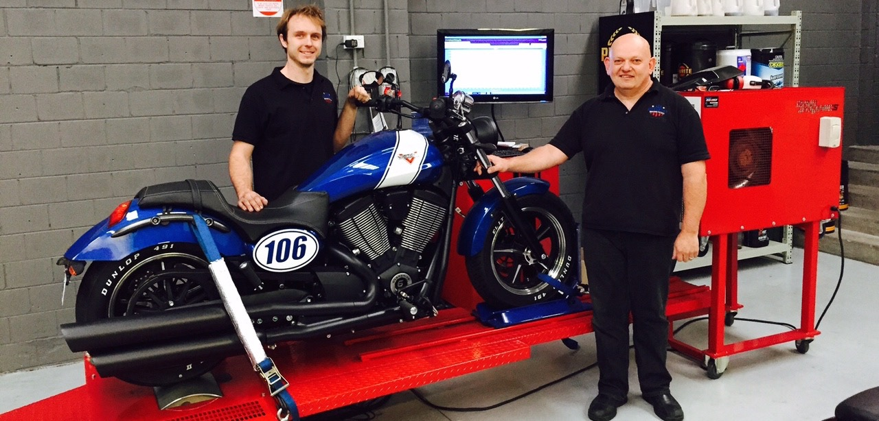 All American Motorcycles offers dyno tuning and more