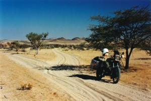 Sam Manicom, Namibia
