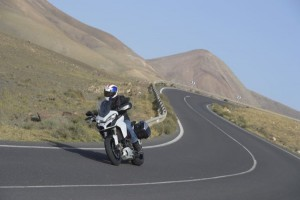 Sport or touring, the Multistrada is an expert at combining the two