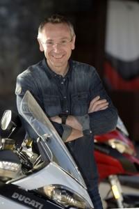 Gianfelice Marasco, senior designer at the Ducati Design Centre
