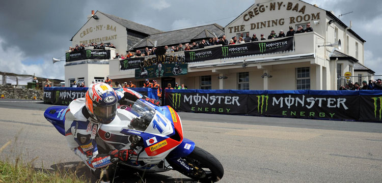 See the Isle of Man TT with Leod Escapes