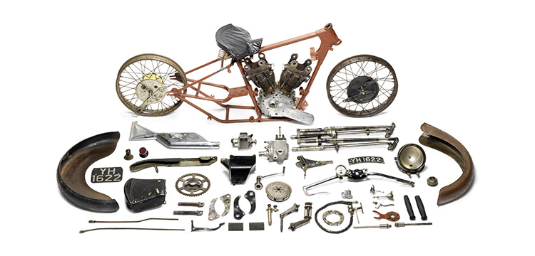 Bonhams Brough Superior