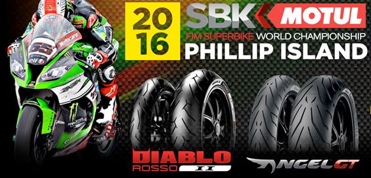 Pirelli WSBK giveaway