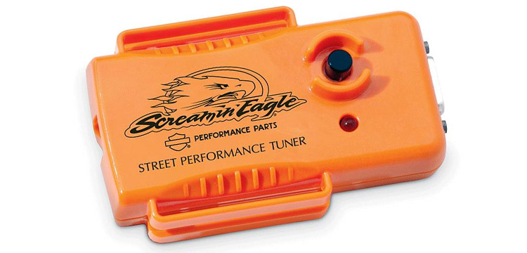 Screamin' Eagle performance tuner