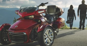 Can-Am Spyder F3 Limited