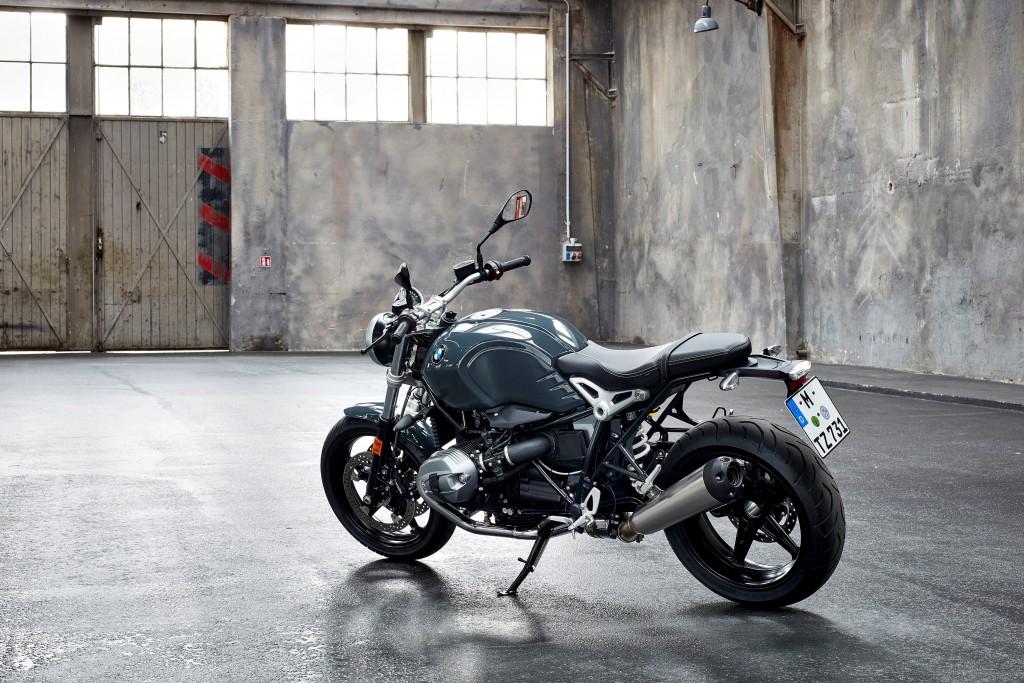 2017 BMW R nineT Pure