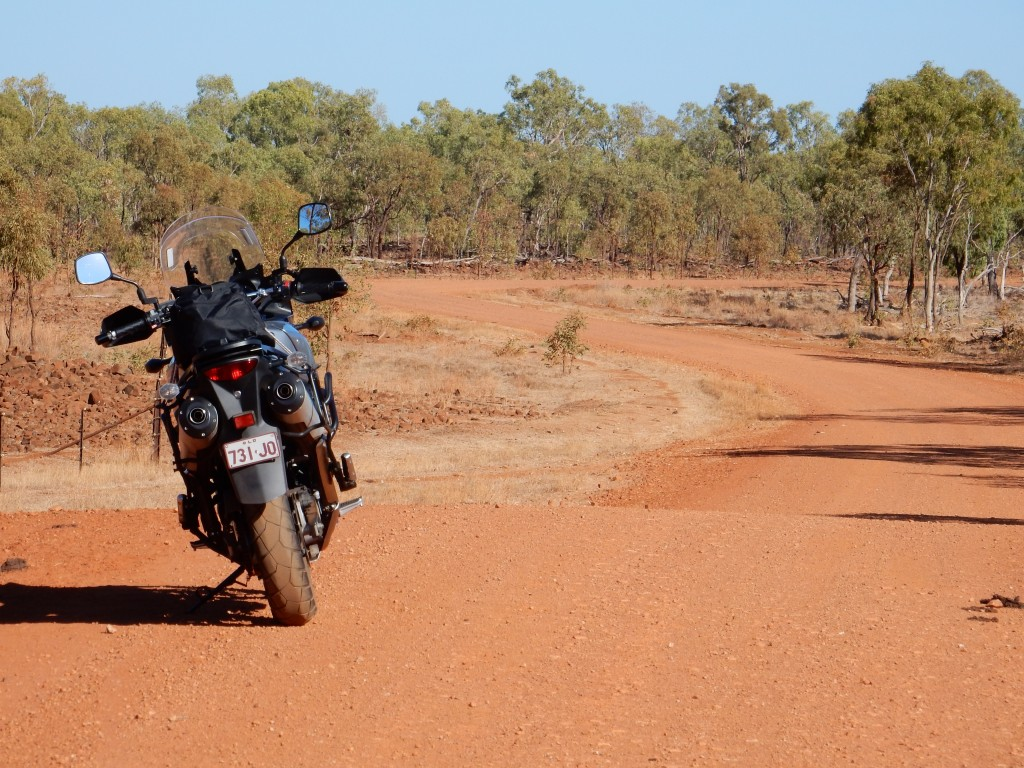 Somewhere between Mt Surprise and Chillagoe.