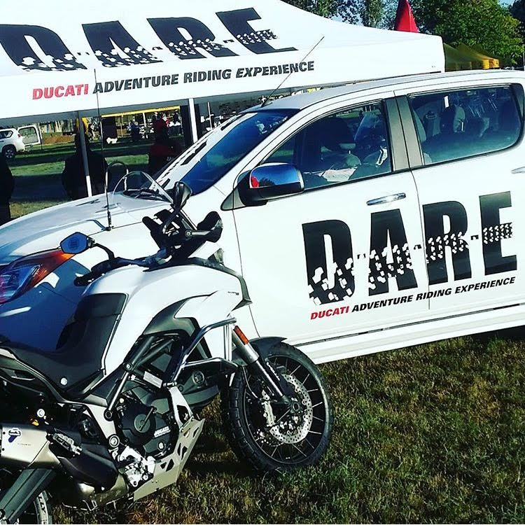 Ducati Adventure Riding Experience