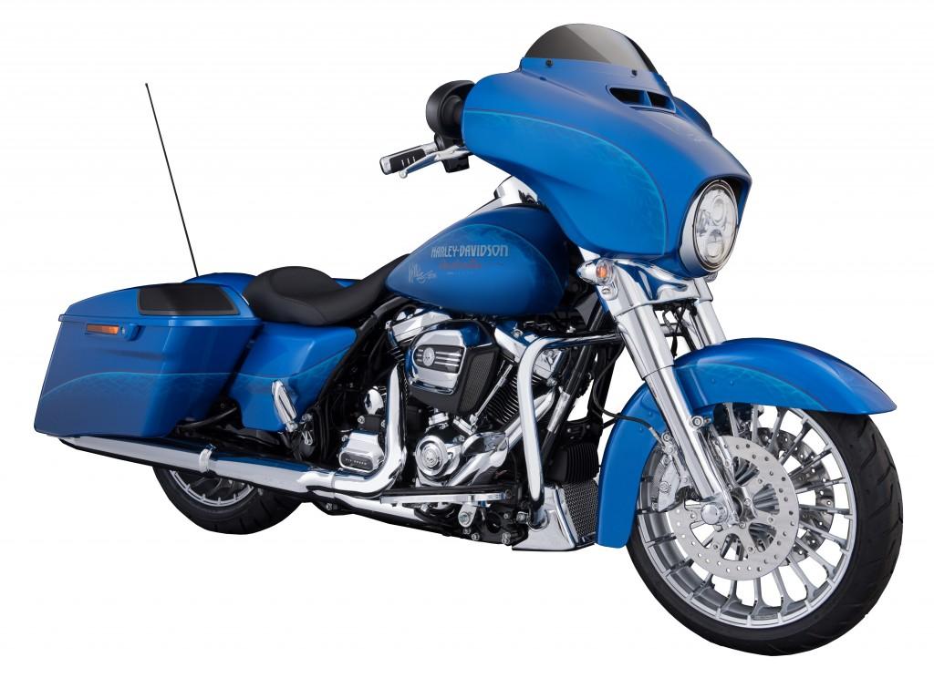 Harley-Davidson 100th Anniversary Street Glide